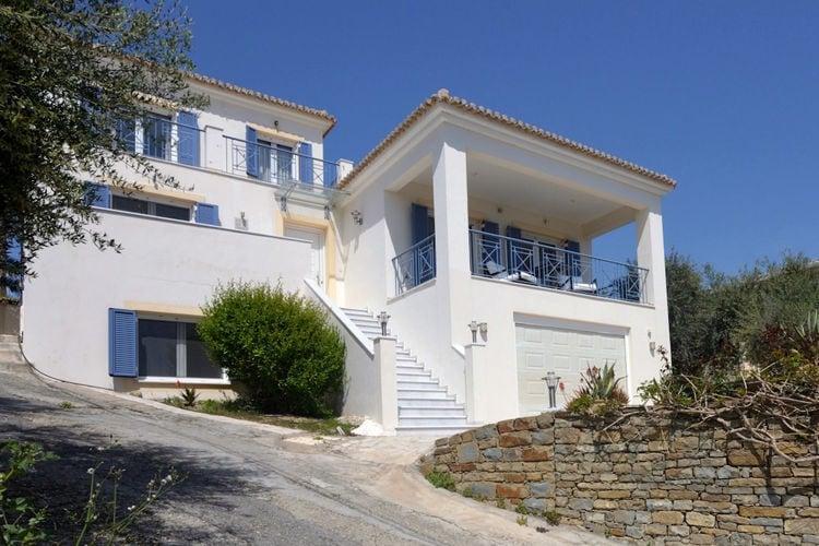 Vakantiehuizen Griekenland | Peloponnesos | Villa te huur in Finikounda   met wifi 7 personen