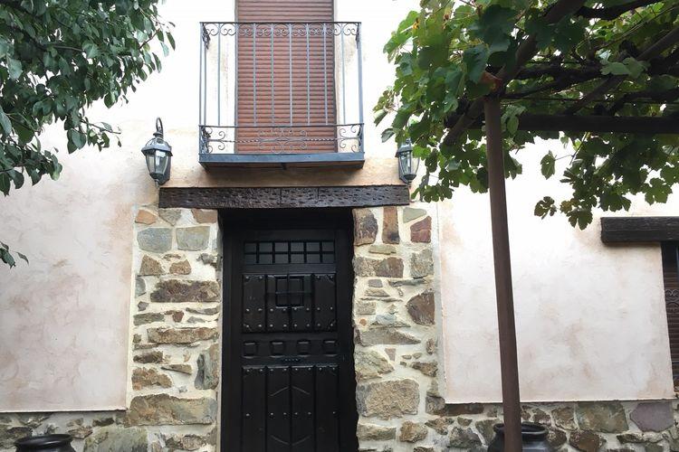 Vakantiewoning  met wifi  Ciudad Real  Charmante vakantiewoning met tuin in het centrum van Spanje
