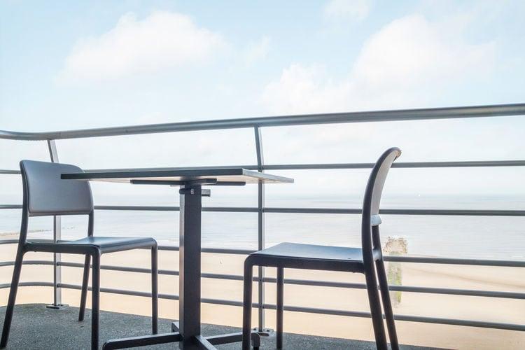 Vakantiehuizen Belgie | West-Vlaanderen | Appartement te huur in Blankenberge   met wifi 2 personen