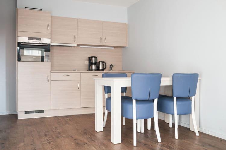 Appartement België, West Vlaanderen, Blankenberge Appartement BE-8370-16