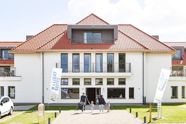 Appartement België, West Vlaanderen, Westende Appartement BE-8434-33