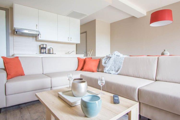 Appartement België, West Vlaanderen, Westende Appartement BE-8434-35