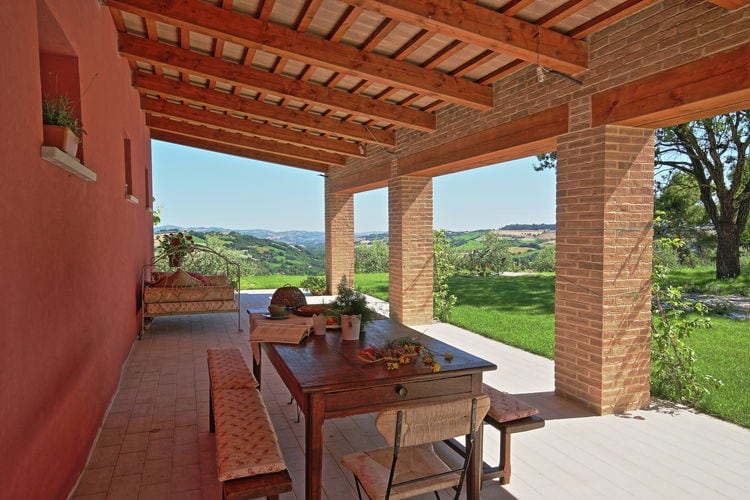 Villa Italië, Marche, Fossombrone Villa IT-60011-17