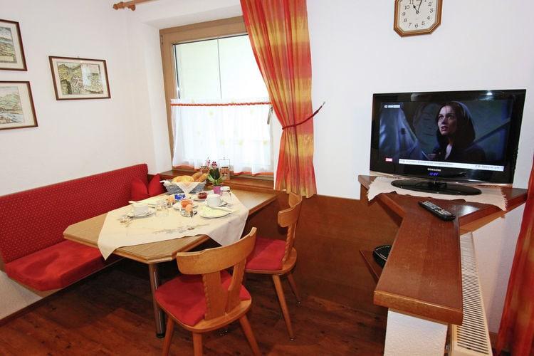 Vakantiehuizen Oostenrijk | Tirol | Appartement te huur in Mayrhofen   met wifi 4 personen