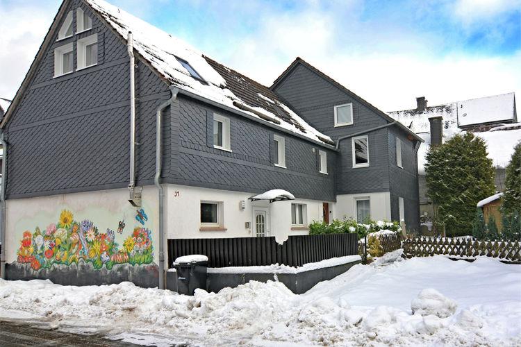 Vakantiehuis  met wifi  Willingen-UsselnSchieferhaus