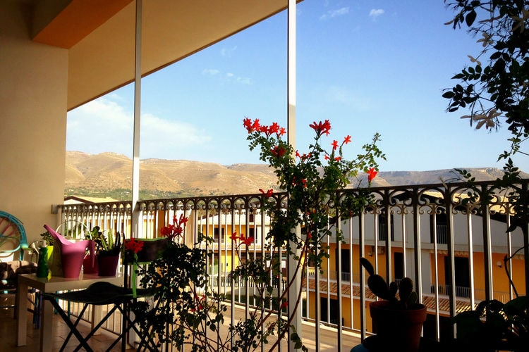 Sicilia Appartementen te huur Gezellig appartement op slechts 500m van het centrum van Avola met uitzicht!