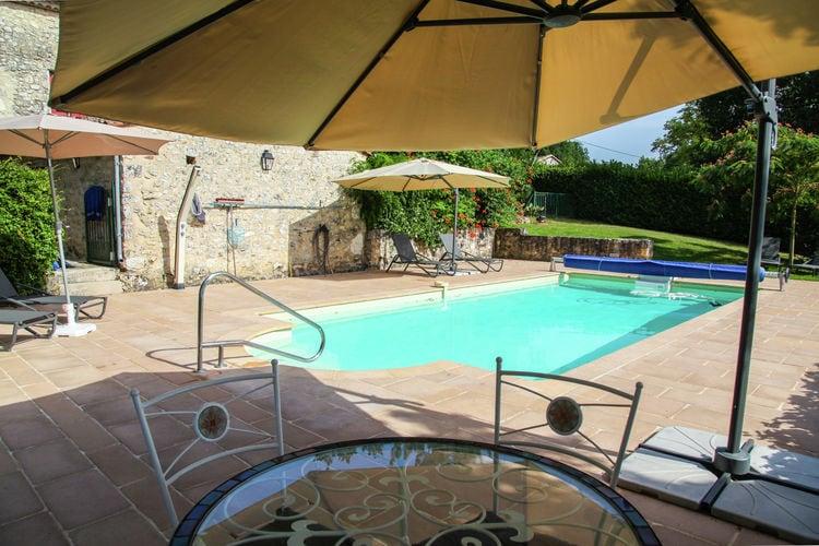 Frankrijk | Dordogne | Villa te huur in Saint-CassienMonpazier met zwembad  met wifi 6 personen