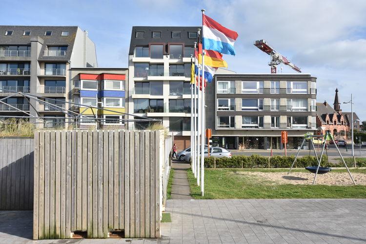 Appartement  met wifi  West VlaanderenEsperance
