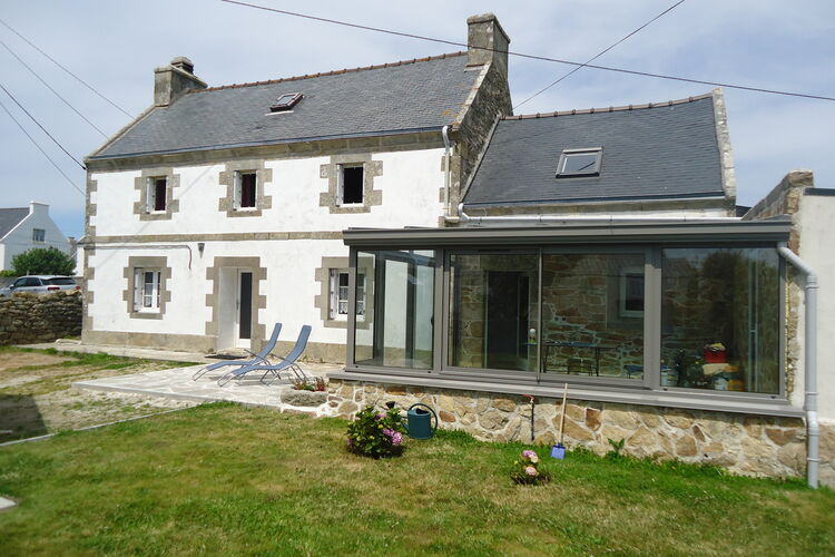 Vakantiehuizen Frankrijk | Bretagne | Vakantiehuis te huur in Plogoff-Lescoff    7 personen