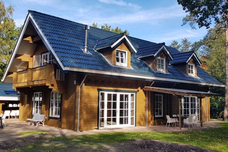vakantiehuis Nederland, Gelderland, Hoenderloo vakantiehuis NL-7351-10