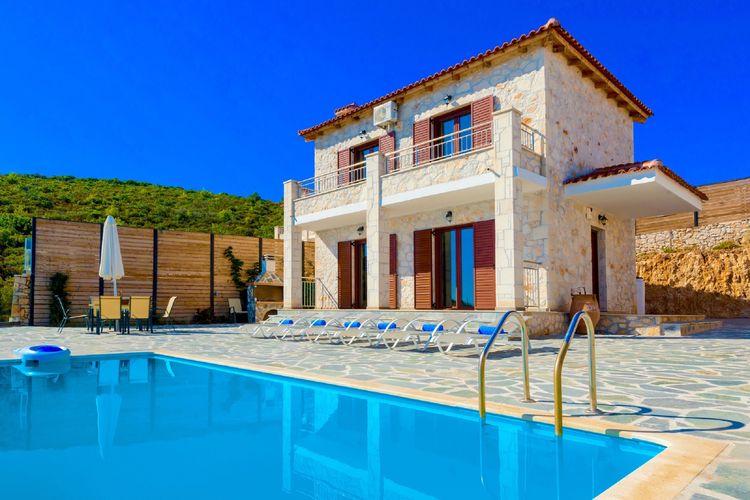 Villa met zwembad met wifi  Xygia  Villa Deluxe I