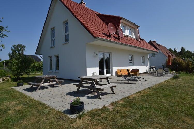 vakantiehuis Duitsland, Ostsee, Hornstorf vakantiehuis DE-00022-42