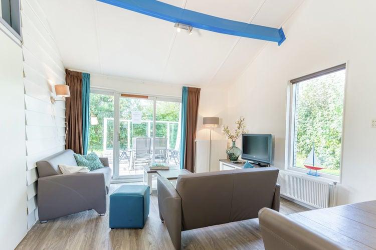 Vakantiewoning Nederland, Wadden, Hollum Bungalow NL-9161-56