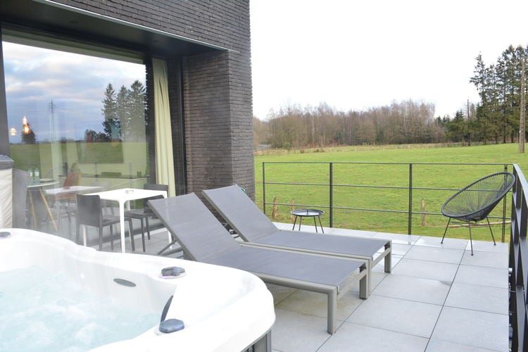 vakantiehuis België, Luik, Sart-lez-Spa vakantiehuis BE-4845-40