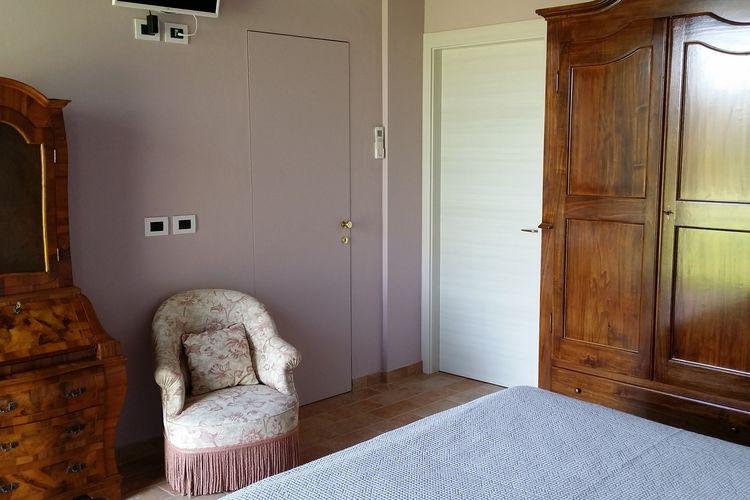 Vakantiewoning Italië, Emilia-romagna, Gemmano Appartement IT-00027-08