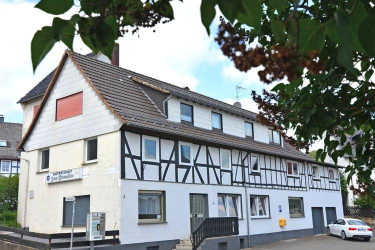 Vakantiehuis  met wifi  Diemelsee-Stormbruch  Haus zum Diemelsee