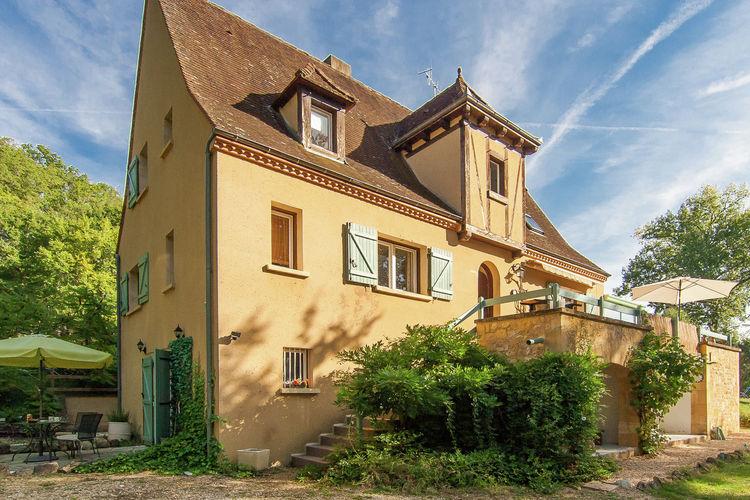 Frankrijk | Dordogne | Villa te huur in Masclat met zwembad  met wifi 5 personen