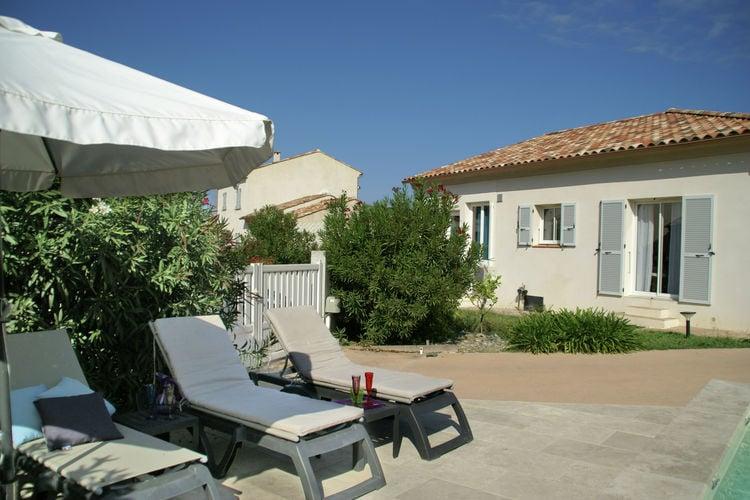 Villas Frankrijk | Corse | Villa te huur in Oletta met zwembad  met wifi 8 personen