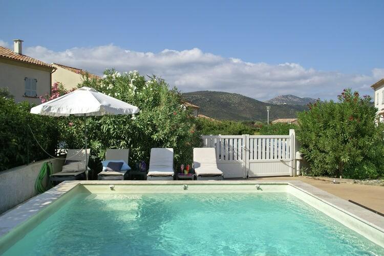 Villa met zwembad met wifi  Oletta  Villa Saint Florent 10