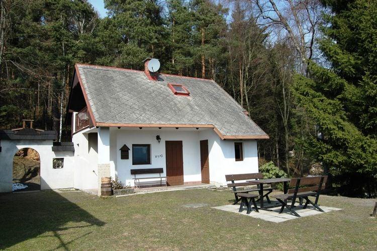 Chalet Tsjechië, Reuzengebergte - Jzergebergte, Malá Skála Chalet CZ-46831-04