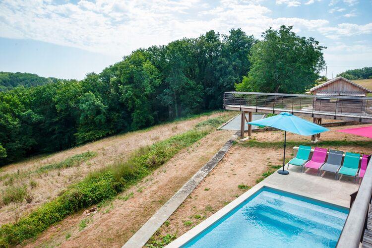Villa Frankrijk, Dordogne, Fouleix Villa FR-00020-27
