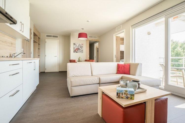 Appartement België, West Vlaanderen, Zeebrugge Appartement BE-8380-10