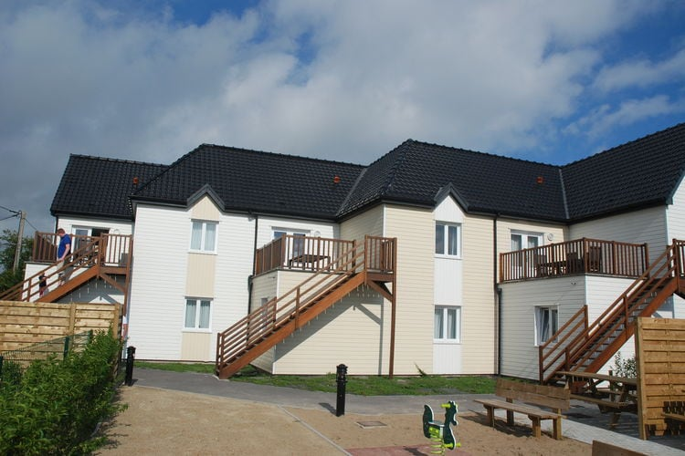 Appartement Frankrijk, Picardie, Oye Plage Appartement FR-62215-02