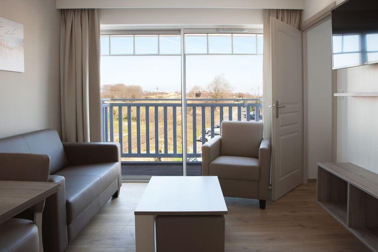Appartement Frankrijk, Picardie, Bray-Dunes Appartement FR-59123-09
