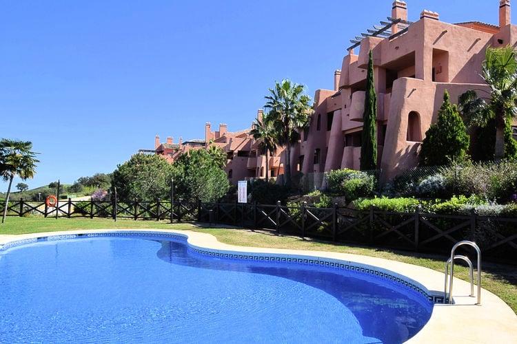 Appartementen Spanje | Costa-del-Sol | Appartement te huur in Ojen met zwembad  met wifi 4 personen
