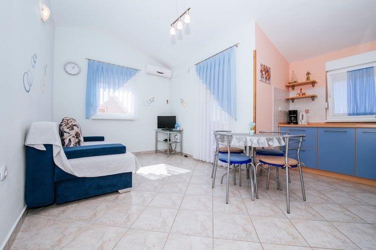 Appartement Kroatië, Dalmatie, Starigrad Appartement HR-23244-31
