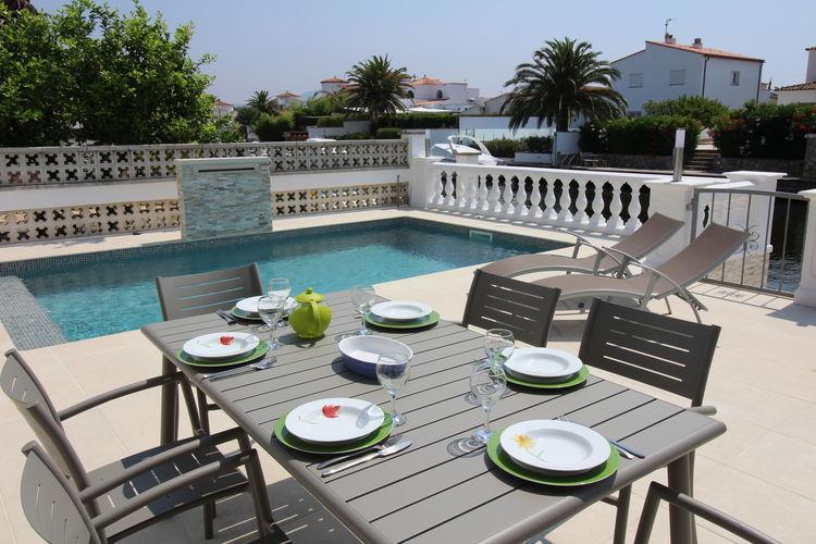 Vakantiehuis met zwembad met wifi  Empuriabrava0042-FLAMICELL 6 A A