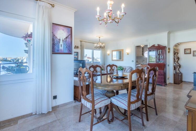 Appartement Spanje, Costa Brava, Empuriabrava Appartement ES-00008-53