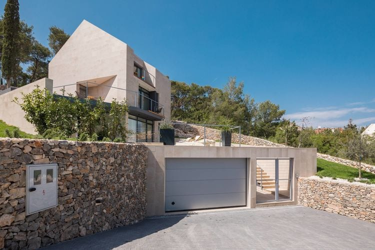 Villa Kroatië, eld, Sutivan Villa HR-21403-10