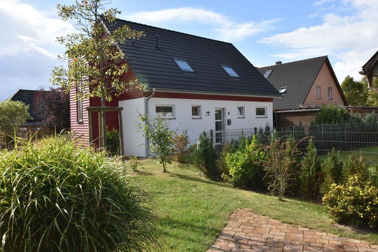 vakantiehuis Duitsland, Ostsee, Börgerende-Rethwisch vakantiehuis DE-00023-03