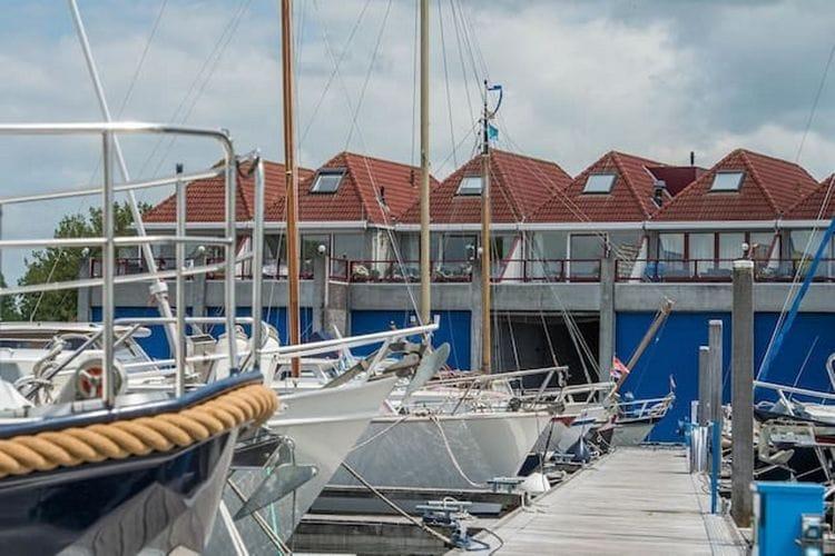 Overijssel Appartementen te huur Een ideale vakantieplek aan het water op nog geen 12 km van het mooie Giethoorn
