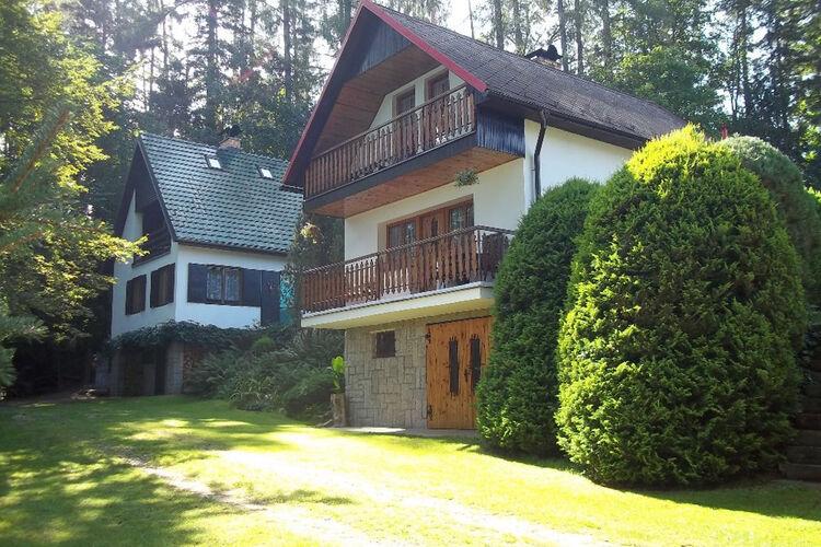 Chalet Tsjechië, Zuid-Bohemen , Červená Řečice - Popelištná Chalet CZ-39446-05