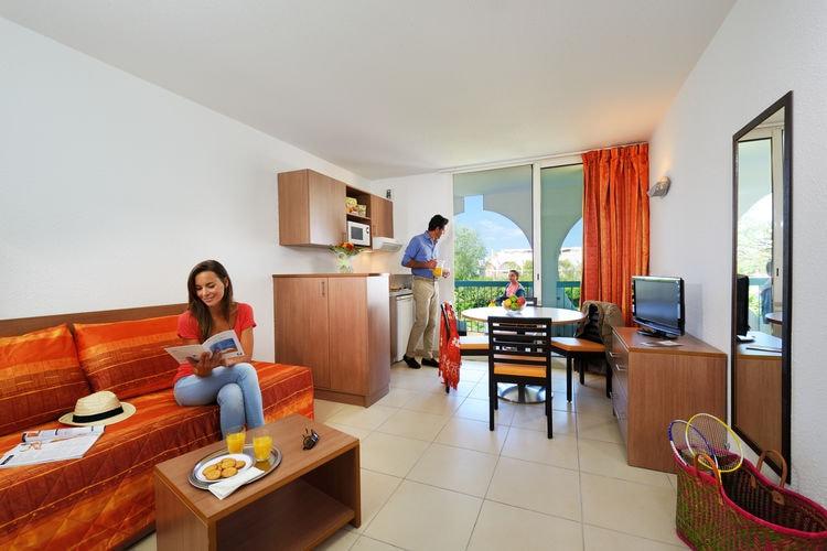 Appartement Frankrijk, Languedoc-roussillon, La Grande Motte Appartement FR-34280-12