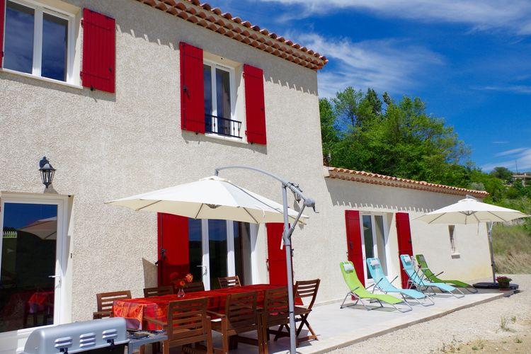 Mooie villa met privézwembad, weids uitzicht en op loopafstand van de bakker