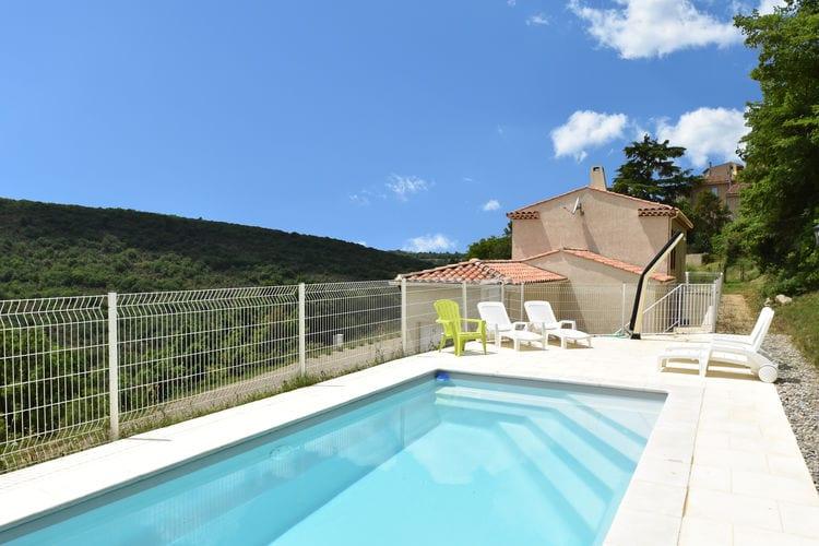 Villa huren in Artignosc-sur-Verdon - met zwembad  met wifi met zwembad voor 10 personen  Deze fraaie villa ligt op 500m van..
