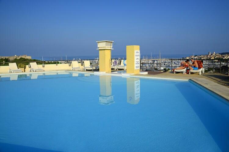 Antibes Vakantiewoningen te huur Prima appartementen vlakbij zee en het gezellige historische stadje Antibes