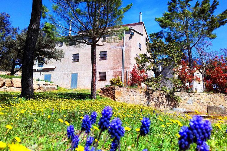 Catalunia Vakantiewoningen te huur Prachtig landhuis met zwembad in de Pyreneeën voor 20 personen