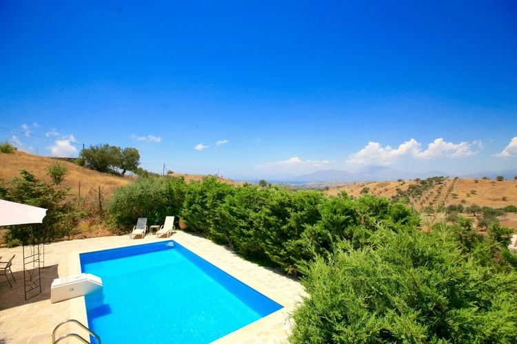 Villa Griekenland, kreta, Listaros Villa GR-70200-09
