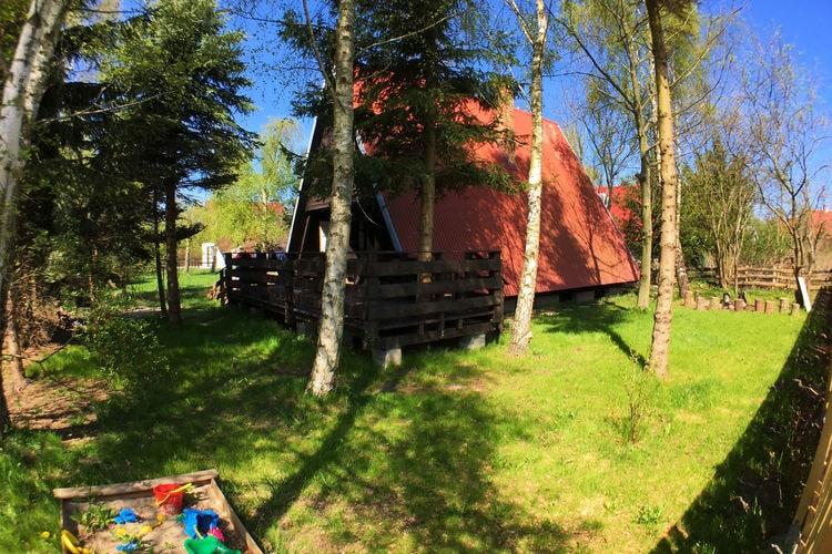 vakantiehuis Polen, pom, Lubiatowo vakantiehuis PL-84210-07