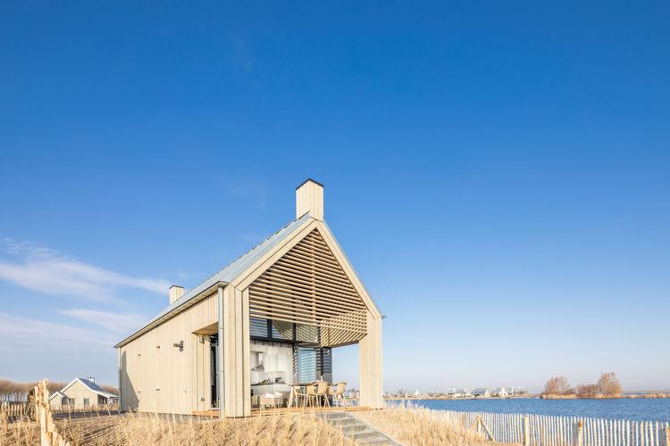 Bijzonder vakantiehuis op Waterrijk Oesterdam in Nationaal park Oosterschelde