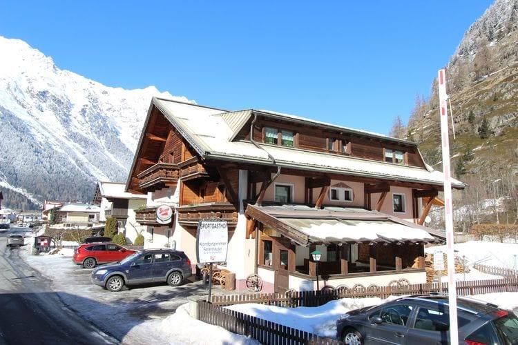 Chalet Oostenrijk, Tirol, Sölden Längenfeld Chalet AT-6444-87