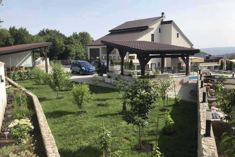 Villa Kroatië, Kvarner, Grizane - Crikvenica Villa HR-00009-39