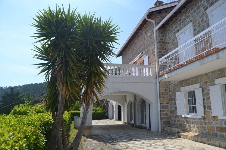 Vakantiehuizen Italie | Lig | Villa te huur in Sanremo   met wifi 13 personen