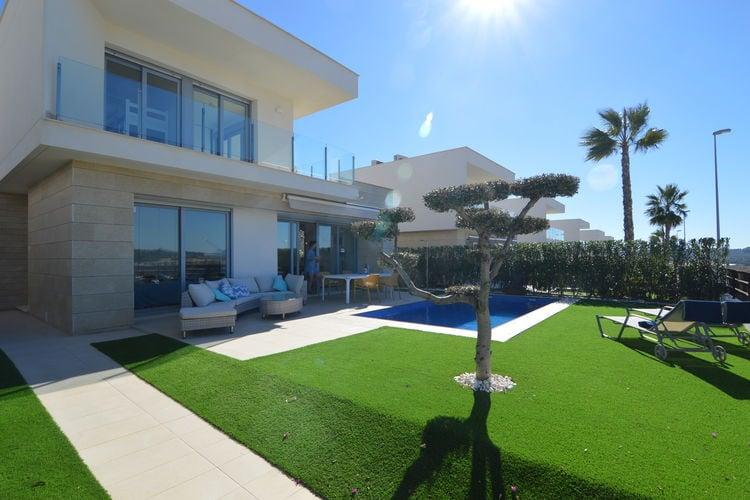 Villa Spanje, Costa Blanca, Orihuela Villa ES-00009-32
