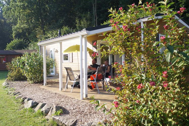 Duitsland Sta caravans te huur Moderne stacaravan met uitzicht op het meer