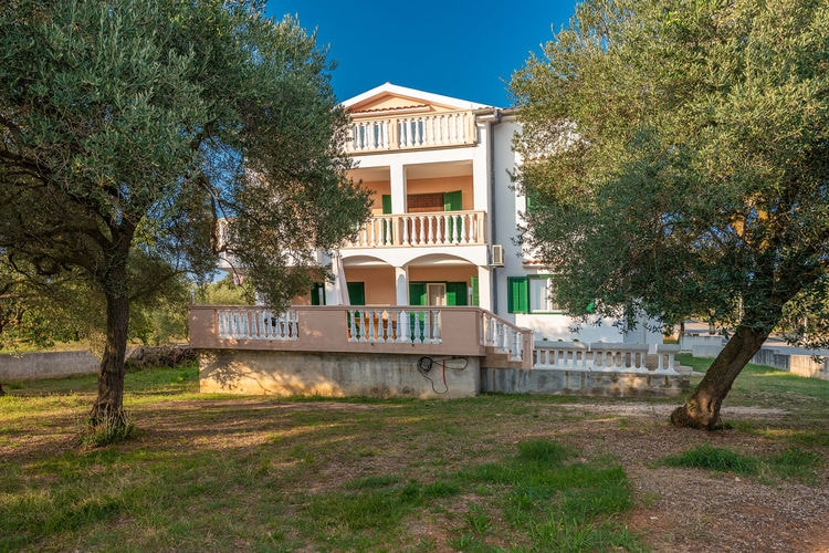Appartement Kroatië, Dalmatie, Kozino Appartement HR-00009-45